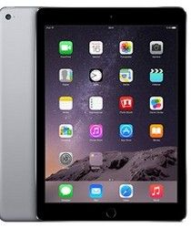 iPad Air 2 Wi-Fi + Cellular 64GB - Uzay Grisi