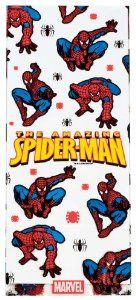 Wilton Amazing Spider Man Treat Bags by Wilton. Save 68 Off!. $3.23. Colorful, comes with twist ties. Pack of 16. Amazing Spider-Man treat bags. Wrap up cookies, chocolates, favors, fill with candy and more! Includes sixteen 4x 9.5 inch bags with twist ties.