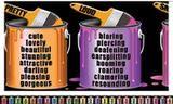Brighten Your Vocabulary Bulletin Board Border