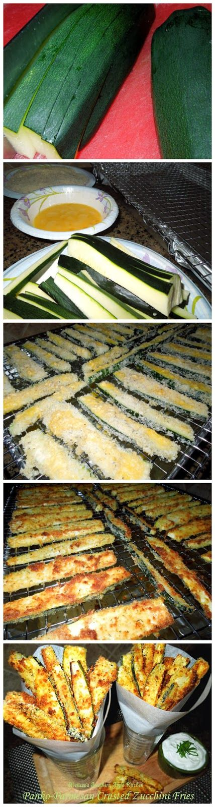 This Pin was discovered by Elaine Strickland. Discover (and save!) your own Pins on Pinterest. | See more about zucchini fries, zucchini and fries.