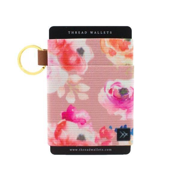 Lavender   Credit Card Holder   Thread Wallets