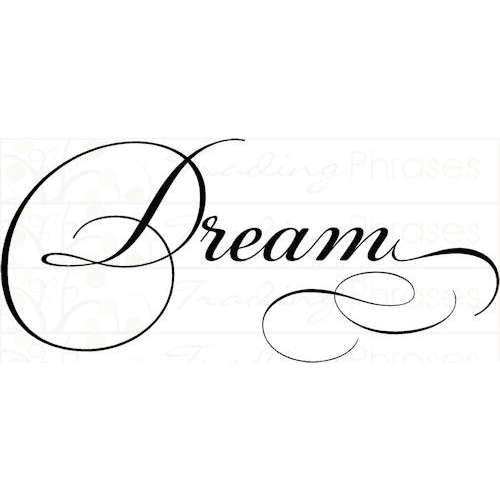 Wall stencil designs living room - Christmas Dream Word Simply Words Dream Wall Decals Trading