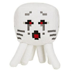 Minecraft Ghast Soft Plush Toy