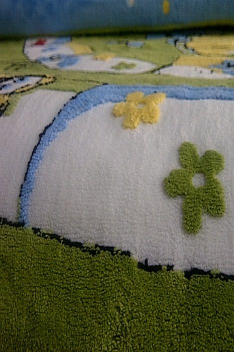 Мягкие, гипоаллергенные детские ковры превратят комнату малыша в развивающий центр.
