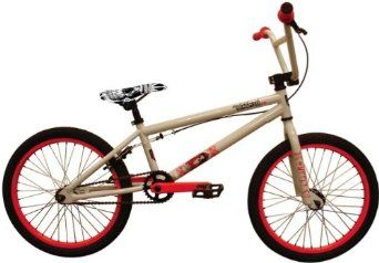 "Amazon.com: Shaun White Supply Co. 20"" Thrash 2.5 BMX Bike: Sports & Outdoors"