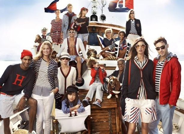 Hilfiger Family SS13