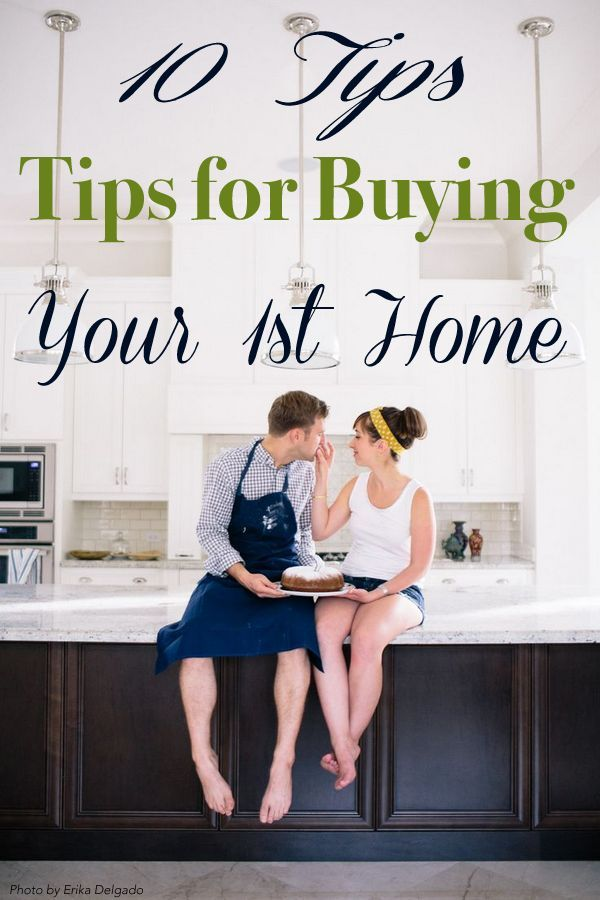 Loving these tips on how to buy your first home as newlyweds! | 10 Realtor Tips for Buying Your 1st Home via @rachel_sallie