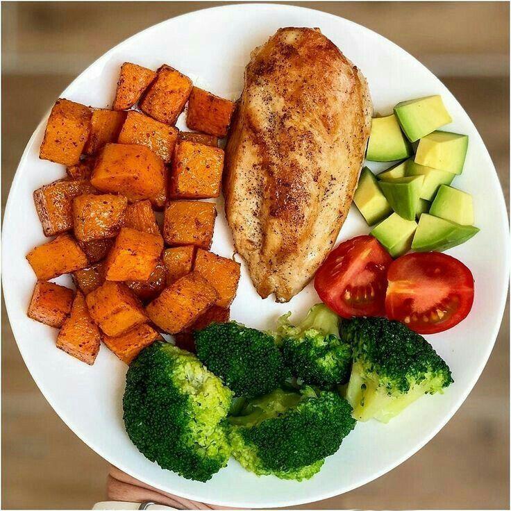 Comida Saudavel Receta Practica Video Receta Comida Saludable Ensaladas Comida Saludable Recetas De Comida Saludable