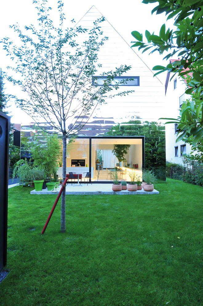11 house wz2 by bernd zimmermann ludwigsburg House WZ2 by Bernd Zimmermann, Ludwigsburg