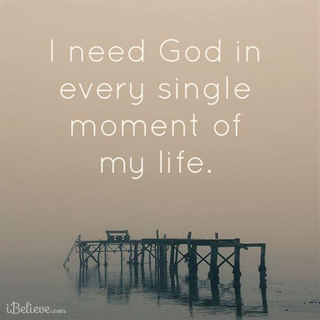 His Love, His Grace, His Mercy