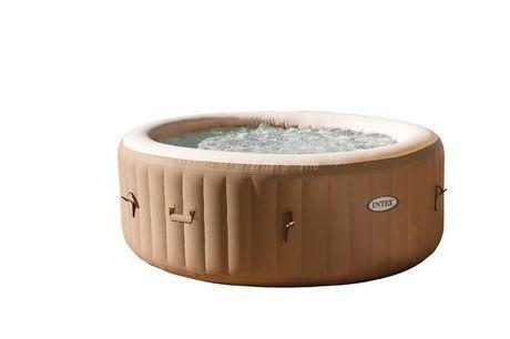 Bain de massage à tourbillons transportable PureSpaMC Intex | Walmart.ca
