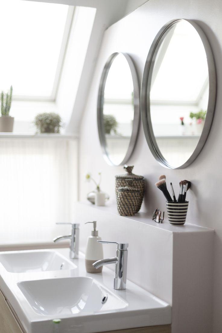 Ein großer Traum von mir in unserer Wohnung war ein neues, wohnsinniges Badezimmer.. Mein Mann erfüllte mir den Wunsch, nun kann ich es euch endlich zeigen.