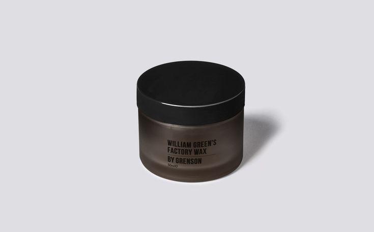 William Green's Tan Factory Shoe Wax | Grenson Shoes