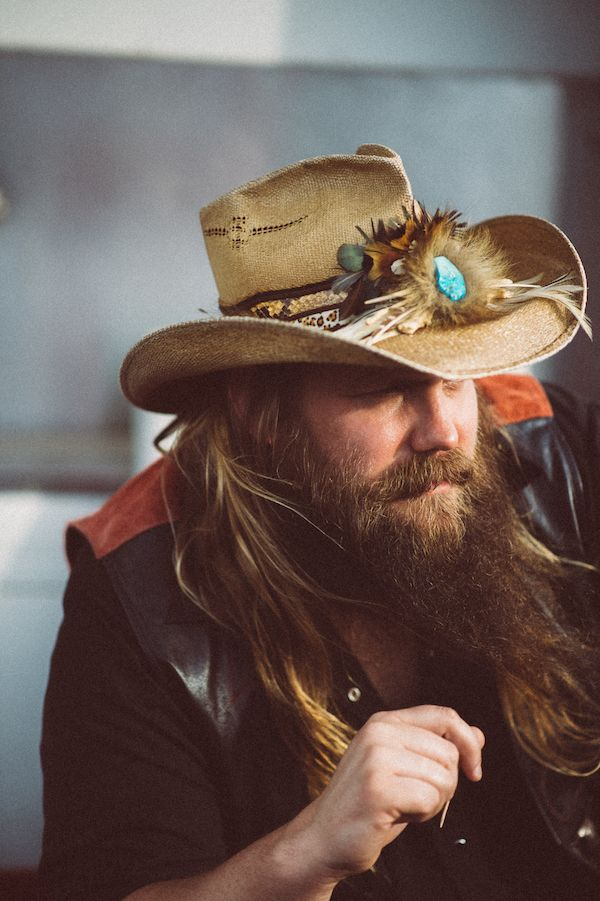 Chris Stapleton: The Natural, Songwriting, American Songwriter