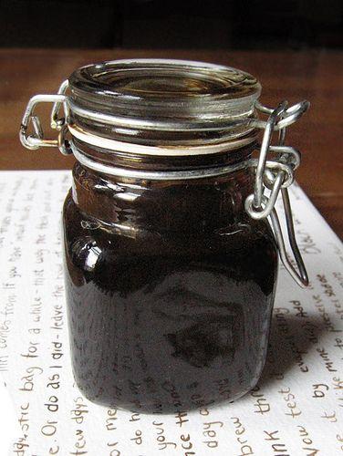 How to make Black Walnut ink – a photo tutorial |