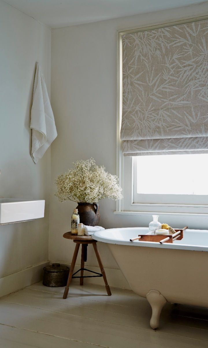 107 Best Images About Roman Blinds And Curtains On