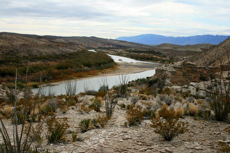 Chihuahua Desert and Rio Grande : Photos, Diagrams & Topos ...