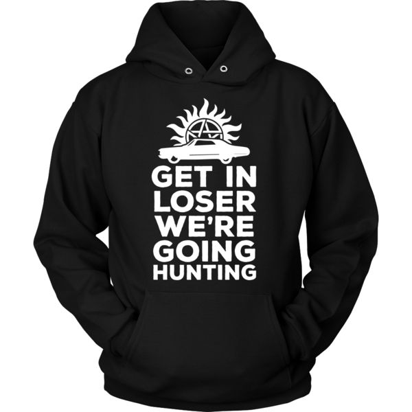 Love Supernatural? Own this funny hoodie!