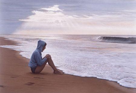 Реализм в картинах канадского художника Ken Danby
