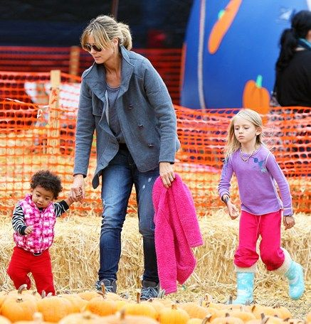 Top 10 Coolest Celeb Moms of 2010