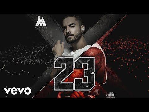 watch brand new video by Maluma - 23 (Audio)