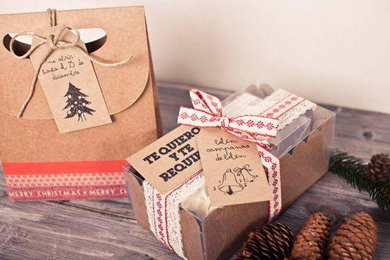 Бирки для подарков от Cargocollective