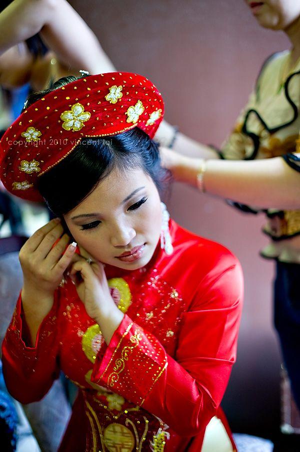 Vietnamese wedding dress code