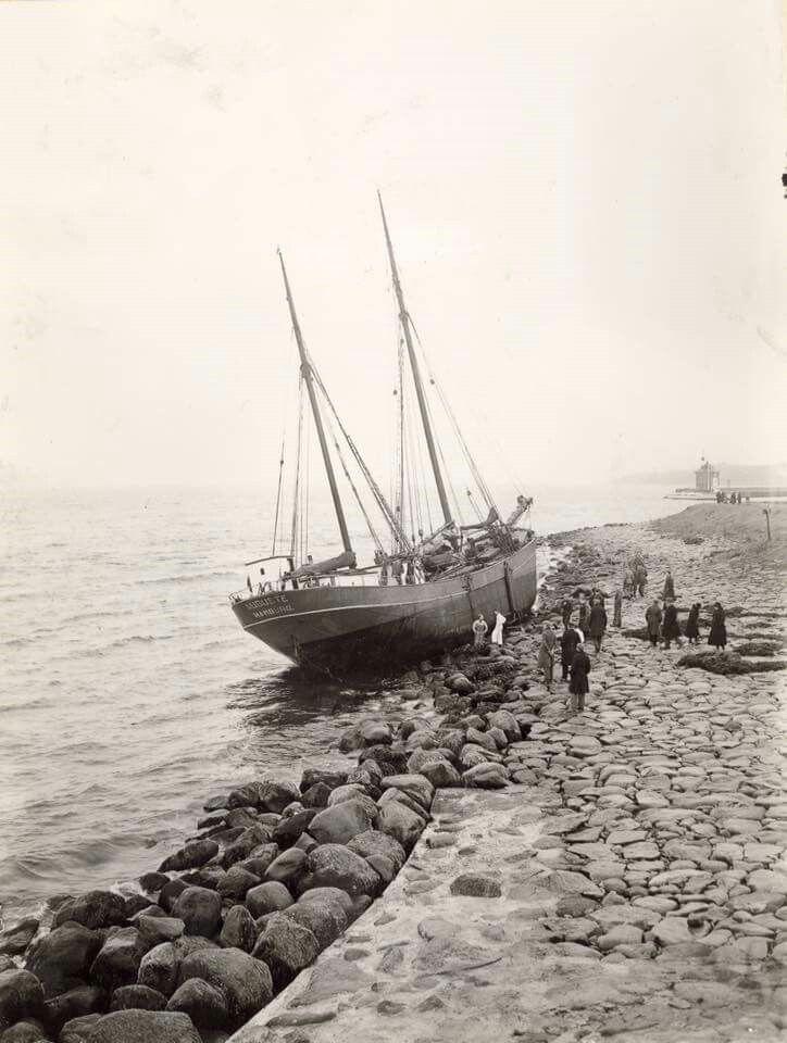 Ved Kronborg pynten 1934