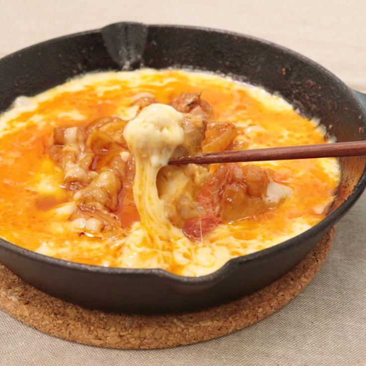 モッツァレラチーズ入り!タッカルビ | 料理動画(レシピ動画)のkurashiru [クラシル]