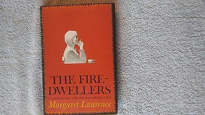 THE FIRE-DWELLERS, Margaret Laurence, Ca. Literature