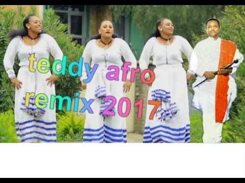 Teddy Afro mare mare Remix New hot ethiopian music 2017