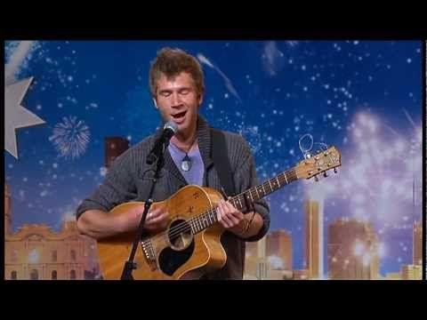 Owen Campbell (Second) Re-Audition! -  Australia's Got Talent 2012  (The...