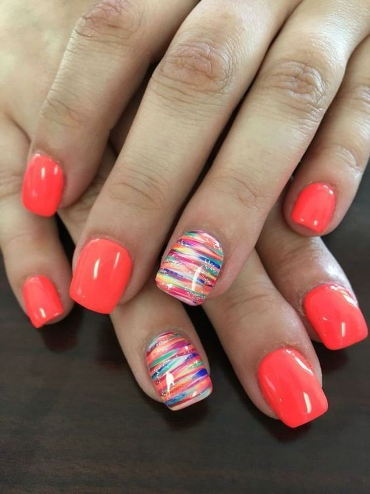 35 Trending Spring And Summer Nails Color Ideas of 2020 ...