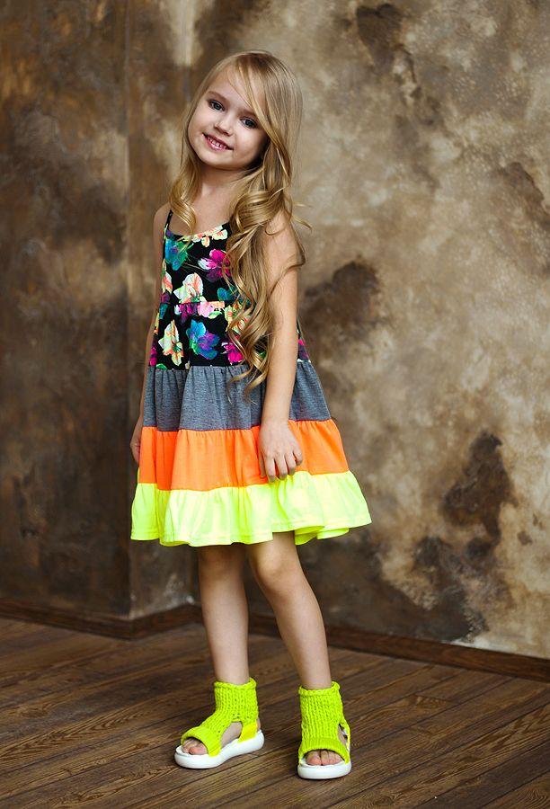 Anastasia Orub (born May 15, 2008) Russian child model ...