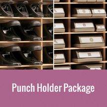 Punch Holder Package