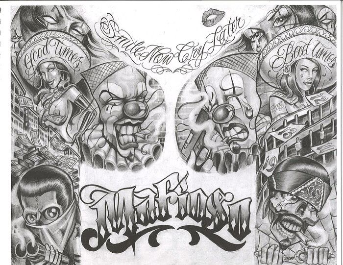 Chicano art, tattoo ideas, tattoo, tattoos, lowrider, low rider art, lowrider tattoo, Chicano arte, gangster, gangster tattoo, prison art, ink, inked, tattoo art, inkedup, tattedup, tattooed, inkedmag, tats, hand tattoo, head tattoo, face tattoo, foot tattoos, chest tattoo, neck tattoo, sexy tatts, tattoo designs, tattoo sleeve, gangsta tattoos, Chicano style, Chicano tattoos, jail art, jail tattoo