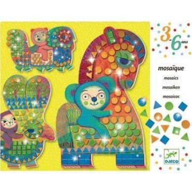 Djeco - Zestaw Mozaiek na Grzbiecie