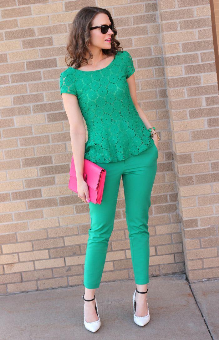 Penny Pincher Fashion: Spring Monochrome