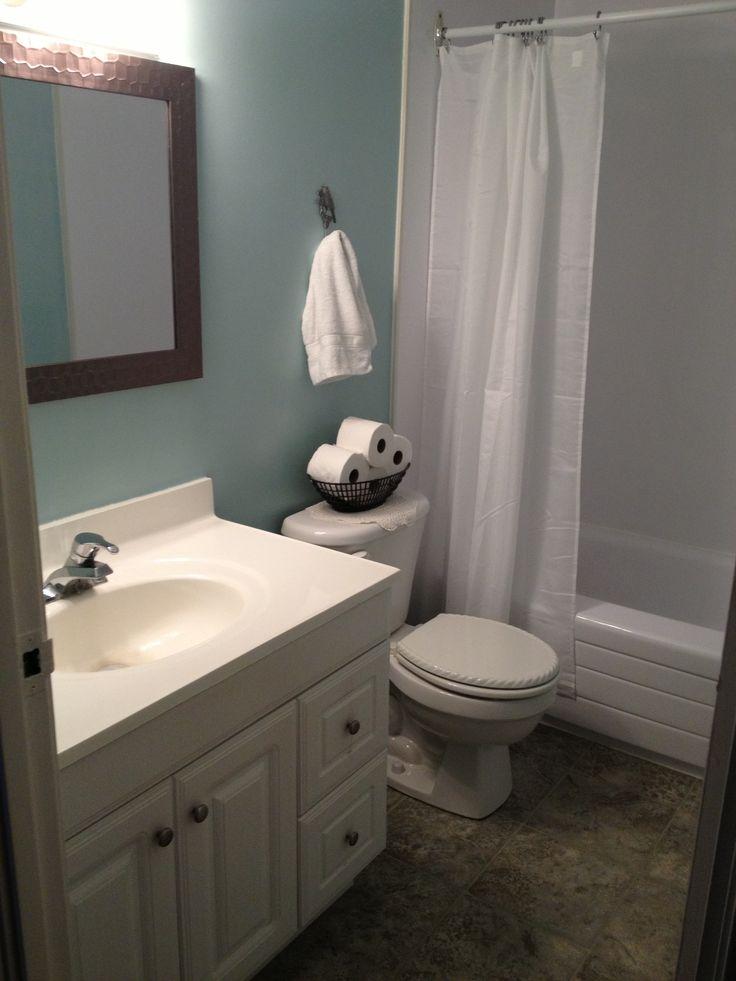 Simple Bathroom Renovation