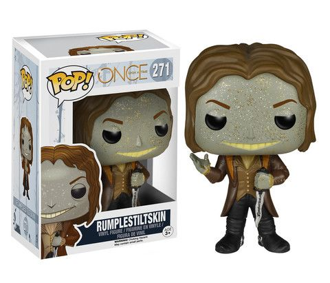 Pop! TV: Once Upon A Time - Rumplestiltskin | Funko
