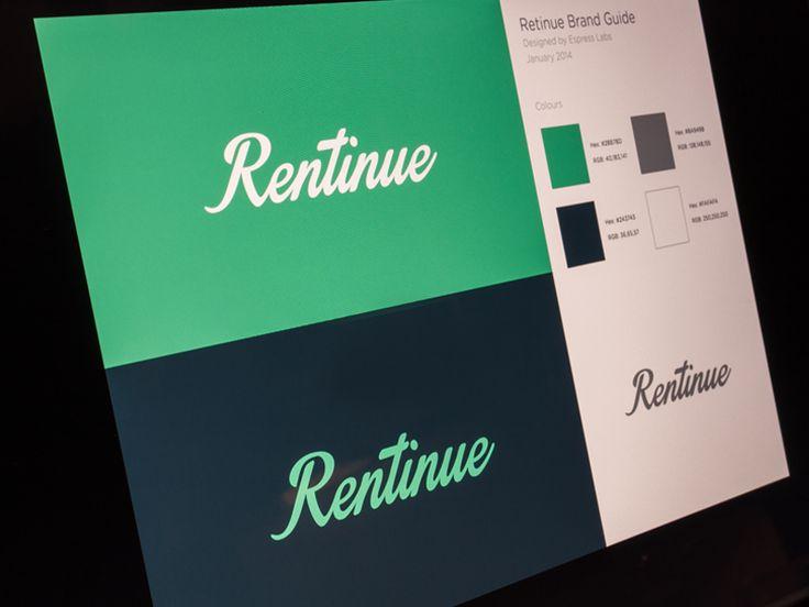 Rentinue Brand Guide
