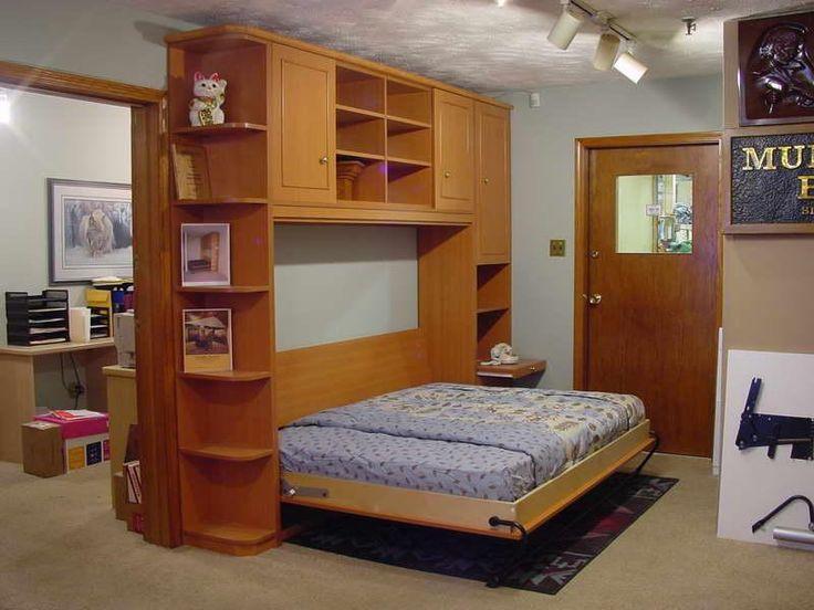 17 best ideas about murphy bed desk on pinterest murphy bed office murphy bed with desk and. Black Bedroom Furniture Sets. Home Design Ideas
