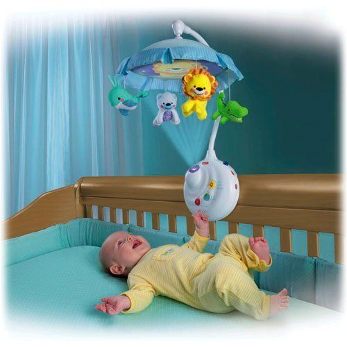 11 best cool stuff for babies room images on pinterest baby room new fisher price canopy stuffed animal lights sounds baby projector mobile 7495 publicscrutiny Images