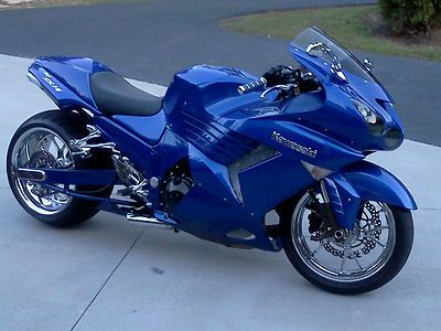 kawasaki ninja custom zx14r 2013 - Google Search