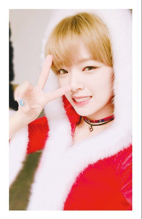 jeongyeon, my bias member of twice
