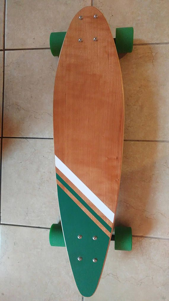 For sale is 32x8 baby pintail longboard  Custom, one off