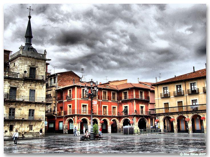 Plaza Mayor  (León)