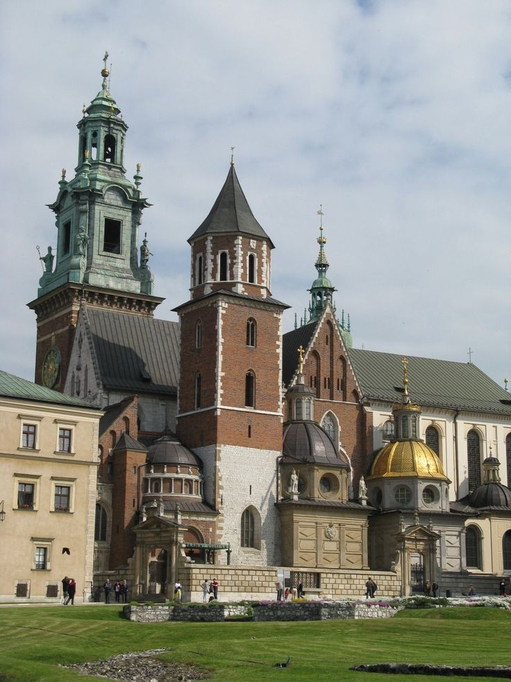 ポーランド(12)―クラクフ旧市街② ヴァヴェル城は お宝三昧?! (クラクフ) - 旅行のクチコミサイト フォートラベル