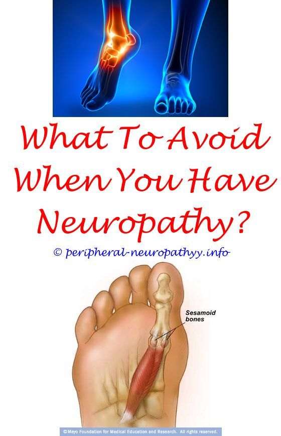 Diabetic Neuropathy Pain Management Guidelines What Is The