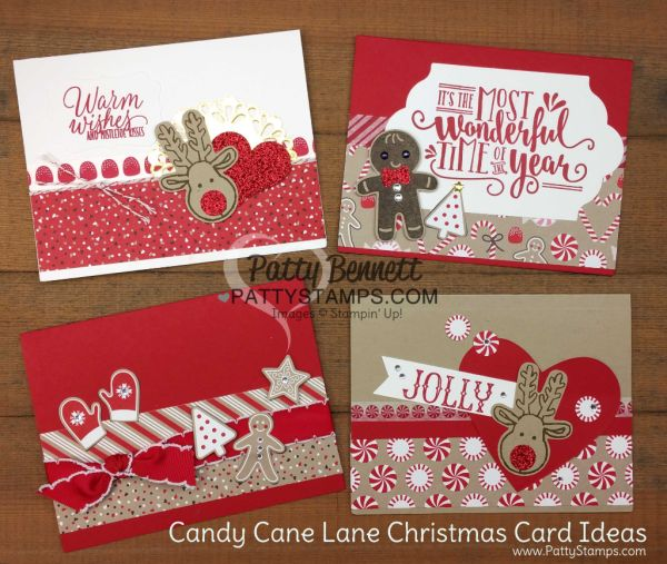1046 best Stampin up christmas 2016 images on Pinterest ...